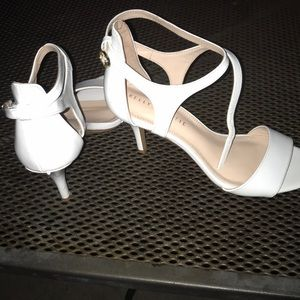 White Key and Katie heels.